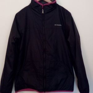 Fully Reversable Columbia Fall Jacket